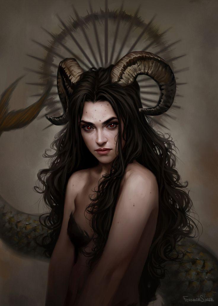 Phrrmp's Phantasies | Capricorn sisters by fdasuarez