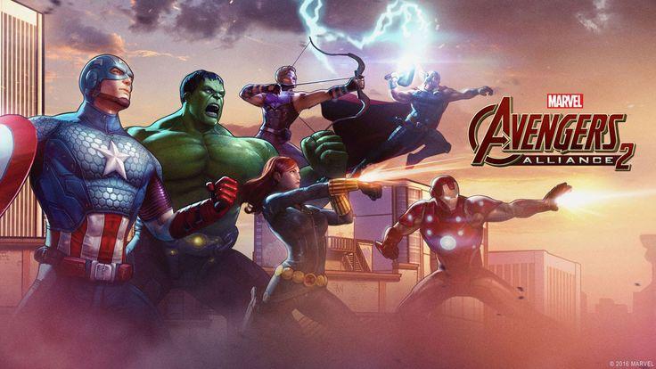 Play Marvel: Avengers Alliance 2 Now