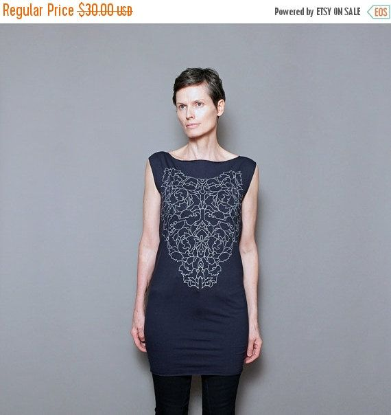 Hey, I found this really awesome Etsy listing at https://www.etsy.com/uk/listing/228066696/sale-navy-t-shirt-dress-radical-orchid