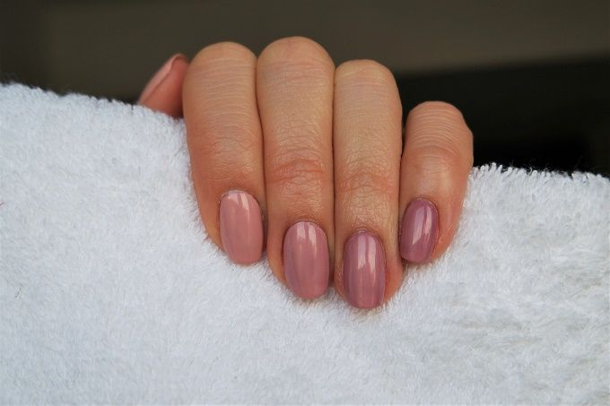 Five shades of  Nude - Ombre Top Coat von Catrice im Test