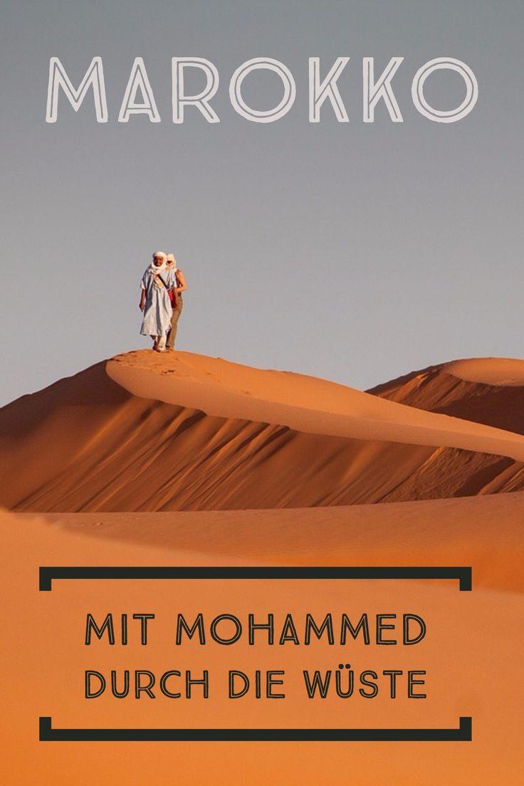 Auf Kamelen Durch Die Sahara Das Klingt Nach Überlebenskampf, Verdursten,  Gefahr Nach