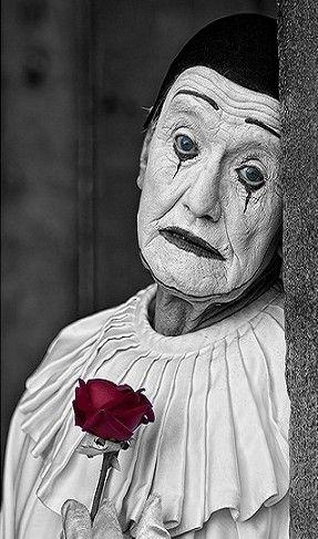 Sad #Clown
