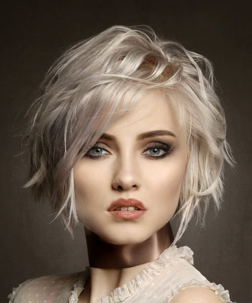 The WAVY Bob is a look that will make you steal the show! Be inspired by these cool BOB variations! - Current hairstyles