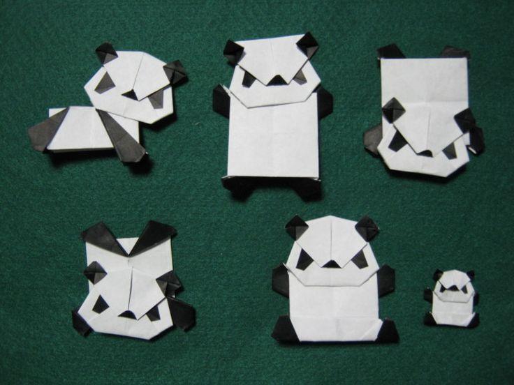 パンダって愛くるしくってなんだか癒されますよね。そんなパンダが折り紙で作れるって知ってましたか?折り紙のパンダもホンモノのパンダと同じぐらい癒し効果は抜群!黒の折り紙1枚から広がるキュートな世界体験してみませんか?疲れているあの人を折り紙パンダで癒してあげよう!