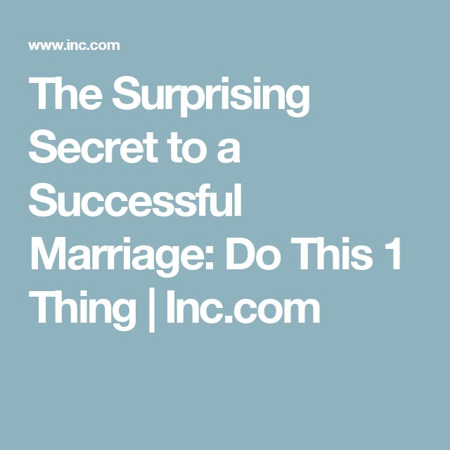 1000+ Ideas About Successful Marriage On Pinterest
