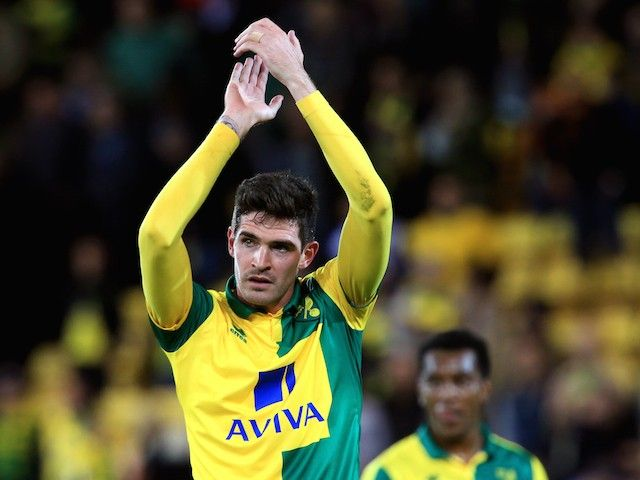 Norwich City's Kyle Lafferty fined £23,000 for breaking FA's betting rules
