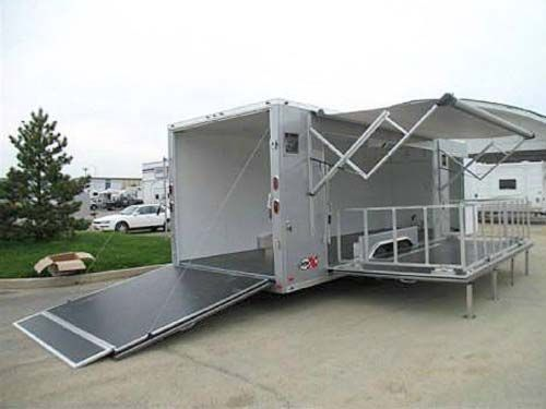 Custom Trailers USA | New & Used Trailers for Sale