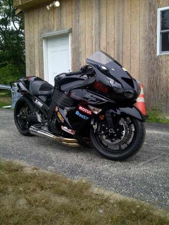 Kawasaki Ninja ZX-14.. can I have it, pleeeeease?