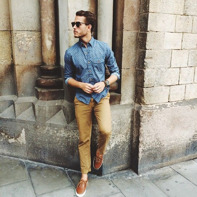 301 Best Images About The Denim Shirt On Pinterest