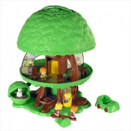 The Klorofil family tree house from the 70's