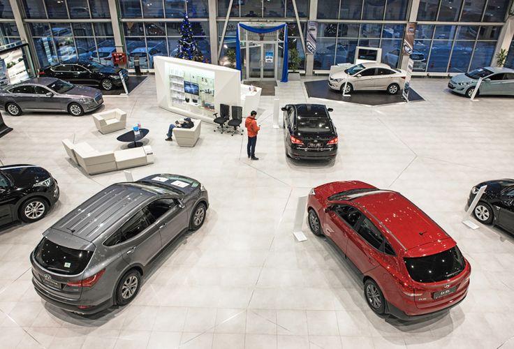 Автоцентр Сити «Hyundai» / МДМ - Галерея