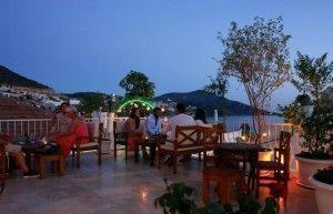 Nightlife in Kalkan Turkey   Holidays in Kalkan Kas Fethiye Turkey