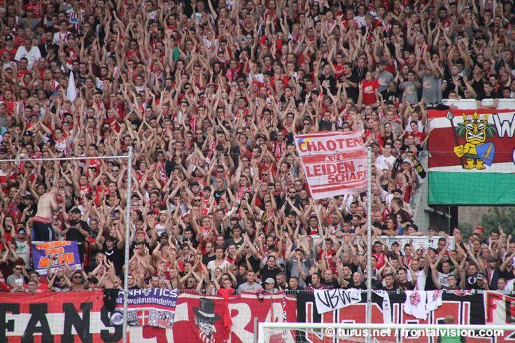 Support Rot Weiss Essen Fans Ultras