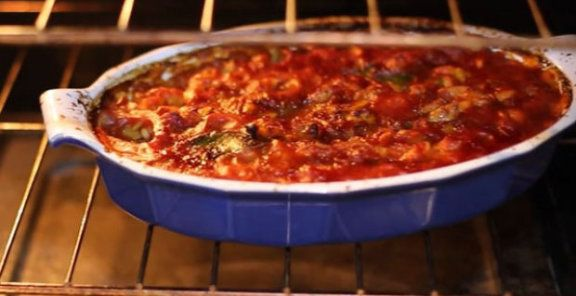 Great Greek Baked Beans | KitchenDaily.ca