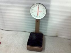 41010 - Chatillon BP13-400T Mechanical Bench Scale for sale at bmisurplus.com