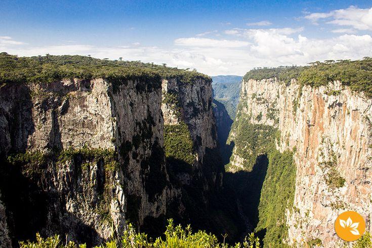 Cânions do Sul do Brasil - Trilha no Cânion Itaimbezinho