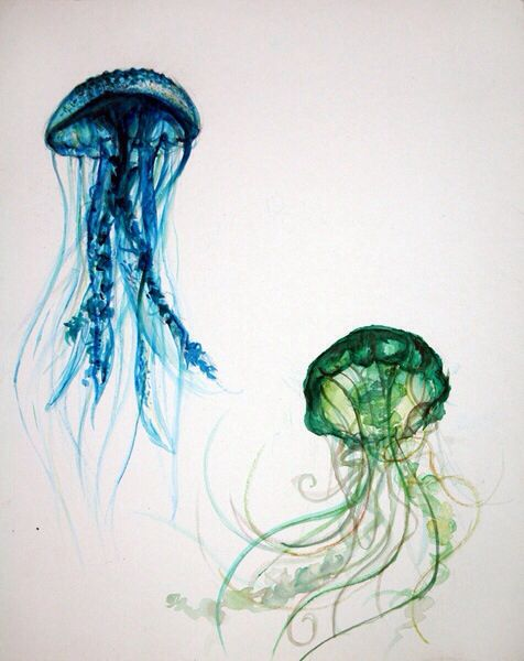 38 best angel tattoo images on pinterest angels tattoo for Jelly fish art
