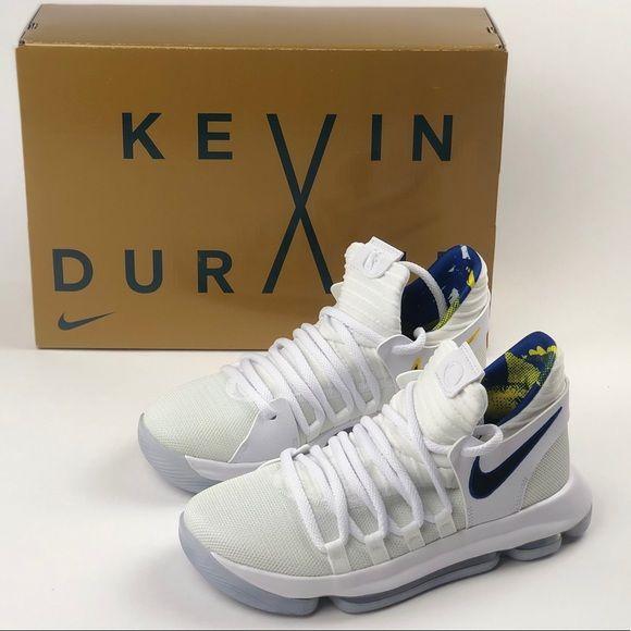 b1f961ede39ef Nike Zoom KD10 Limited NBA Kids Basketball Shoes Inspired by NBA ...