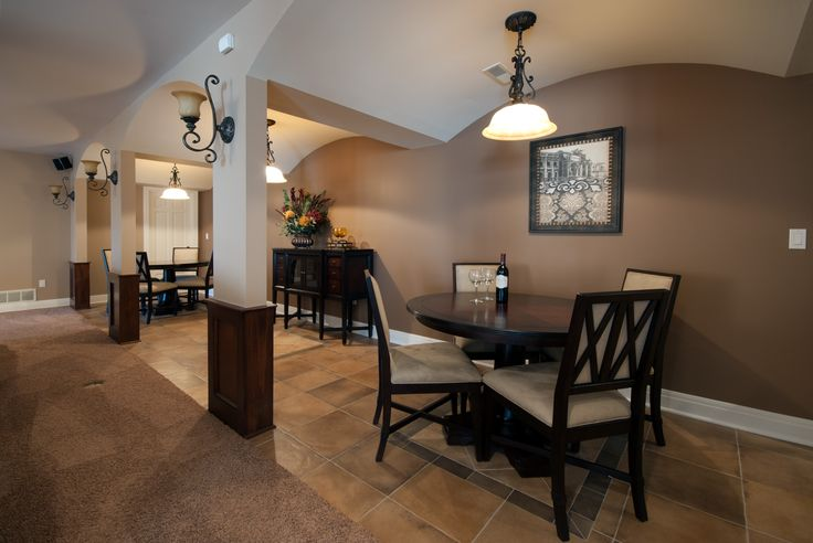 28 best basements by j s brown co images on pinterest on basement wall paint colors id=98478