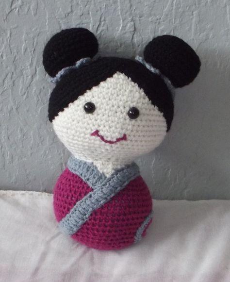 Tuto Crochet - Amigurumi trop mimi