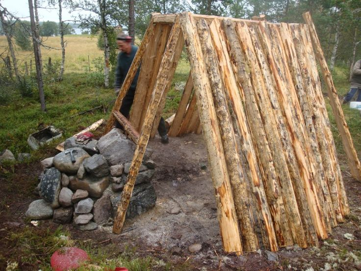 Permanent Survival Shelter : Best semi permanent shelter images on pinterest