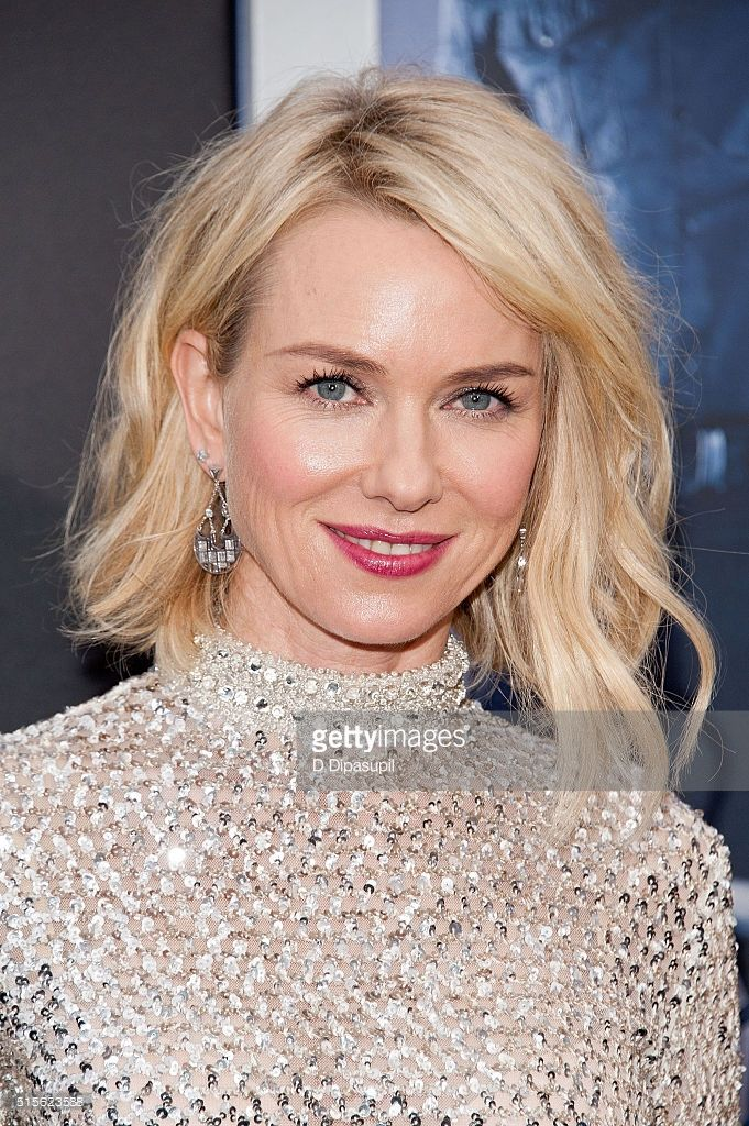 Naomi Watts Attends The Allegiant New York Premiere At Amc
