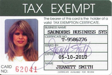 How to Get a TaxExempt Number #stepbystep