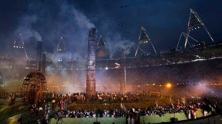 Illuminati Occult Symbolism in The 2012 London Olympics Opening ...