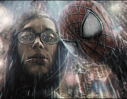 "Check out new work on my @Behance portfolio: ""Selfie with the Spider Man."" http://be.net/gallery/33765174/Selfie-with-the-Spider-Man"