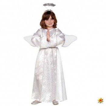 Kostüm Engel Stella, Kleid inkl. Flügel kaufen