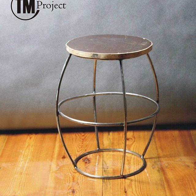 Nowy koncept stolka lub stolika - Glo Bo - debiut na targach we Wroclawiu. #wroclaw #kontury2016 #tmproject #frostyle #concept #passion #poland #homedecor #design #dizajn #style #loft #industrialfurniture #industrial #industrialdesign #stool #stolik #stolek #globo