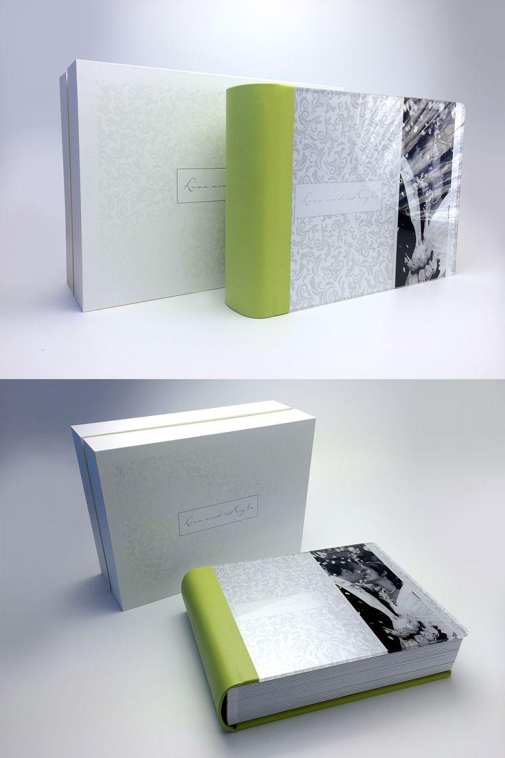 The Original Wedding Book | Crystal Glance cover | Handmade in Italy #graphistudio #originalweddingbook #weddingbook #weddingphotography #handmade #design