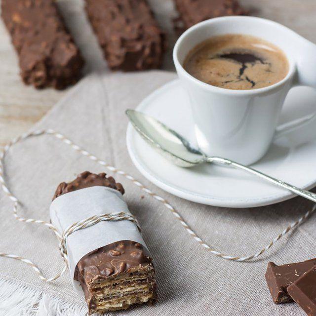 7 recettes pour des barres chocolatées maison, façon Lion®, Mars®, Bounty®, Twix®...