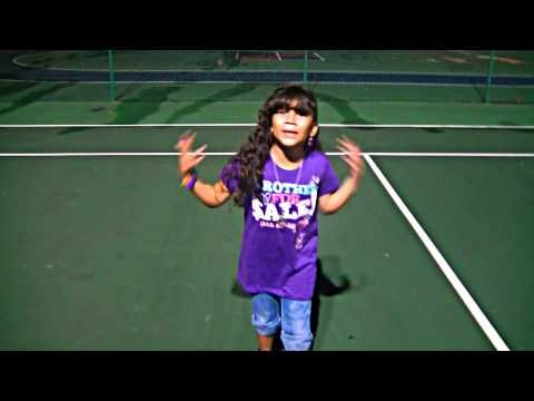 "Baby Kaely 7 year old rapper ""BULLY BULLY BULLY"""