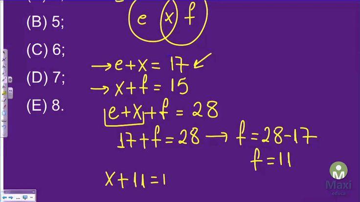 Questões Comentadas - Simulado IBGE - Matemática - Bloco 1