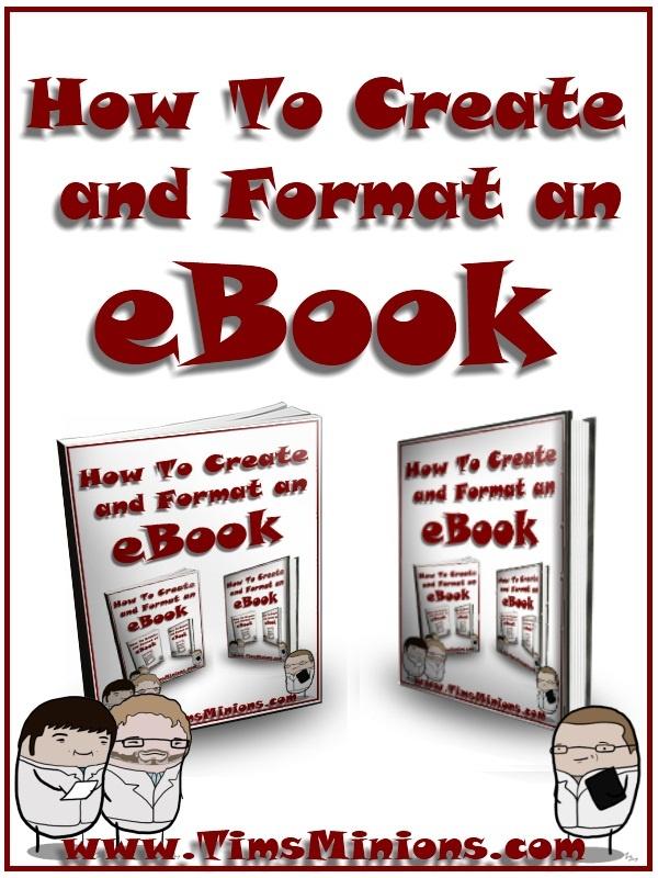 how to create an ebook using keynote