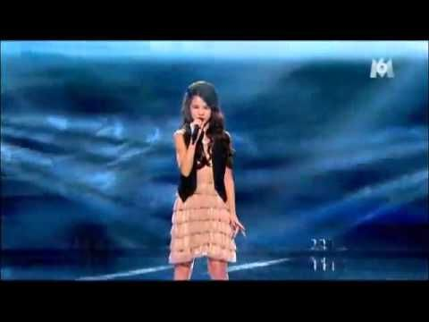 Rolling in the Deep Marina beim Supertalent - YouTube