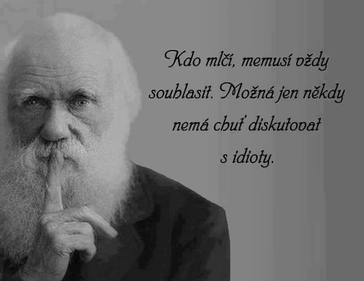 Kto mlčí, nemusí vždy súhlasiť.