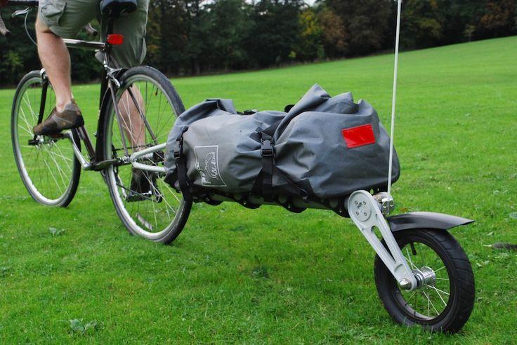 przyczepki rowerowe #rowery