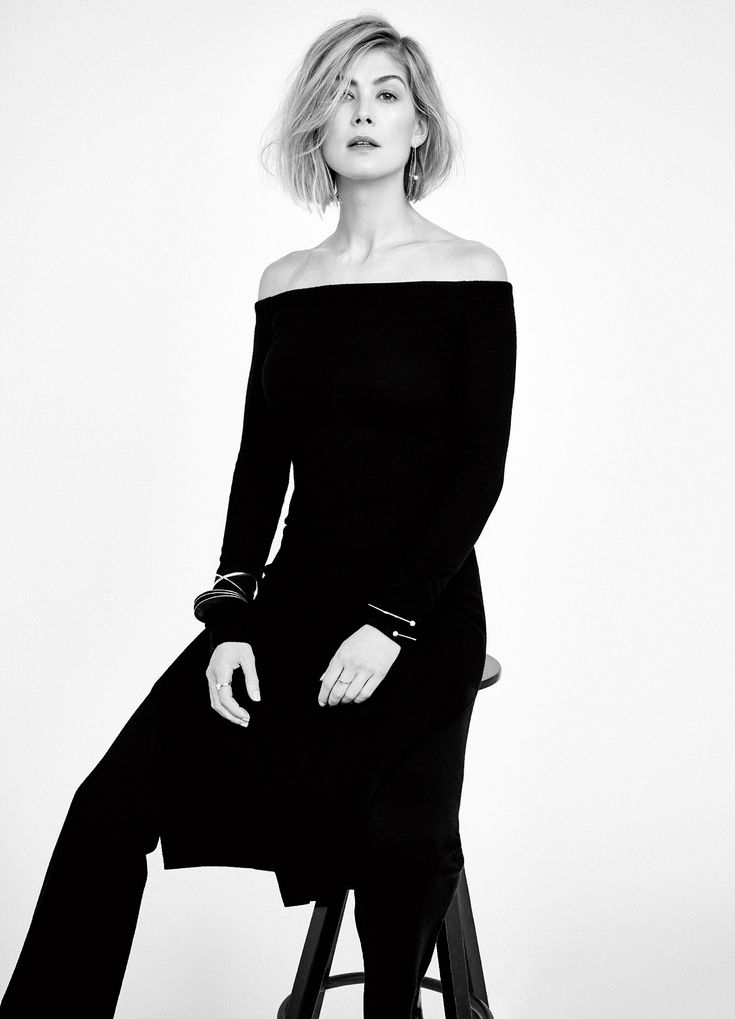 Rosamund Pike pour Modern Weekly, août 2015