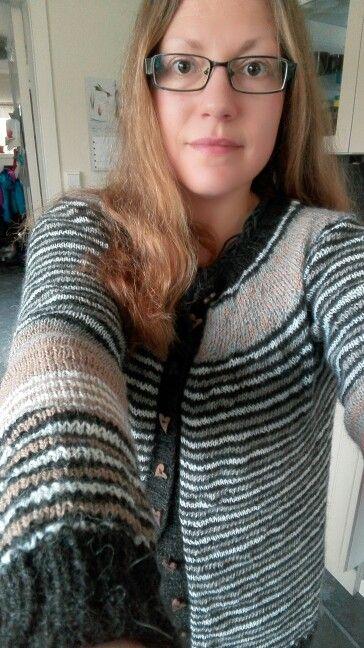 Torunn-jakke uten ugler