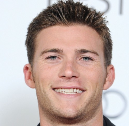 Scott Eastwood, the youngest son of Clint