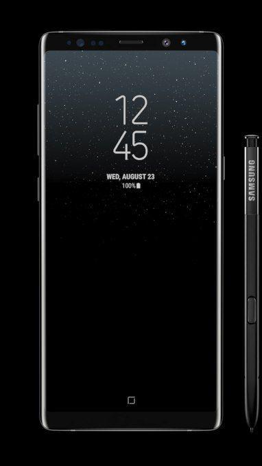 Samsung Galaxy Note 8   Latest Smartphone   Samsung India
