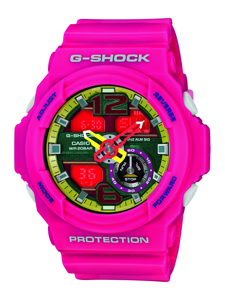 Casio G-Shock Arabic Index Watch Series (GA310-4A)