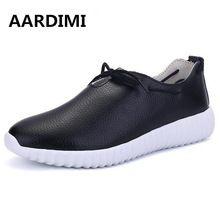 Высокое качество белый/черный натуральная кожа женская обувь на открытом воздухе мода твердые женская дизайнерская тренеров повседневная обувь для ходьбы женщина(China (Mainland))