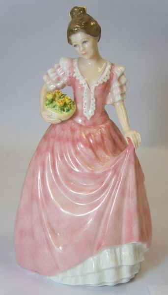 Royal Doulton Lady Figurine Miss Kay HN3659 Made in England!!