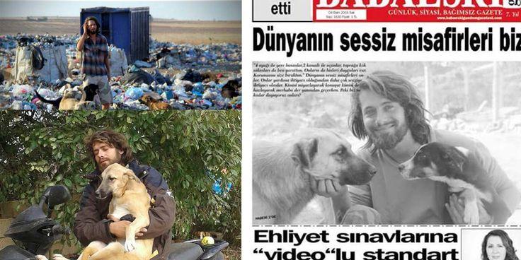 Gönüllü Olarak Köpeklerle İlgilinen ve Saldırıya Uğrayan Gökçer Korkmaz'a Destek - http://www.aylakkarga.com/gonullu-olarak-kopeklerle-ilgilinen-saldiriya-ugrayan-gokcer-korkmaza-destek/