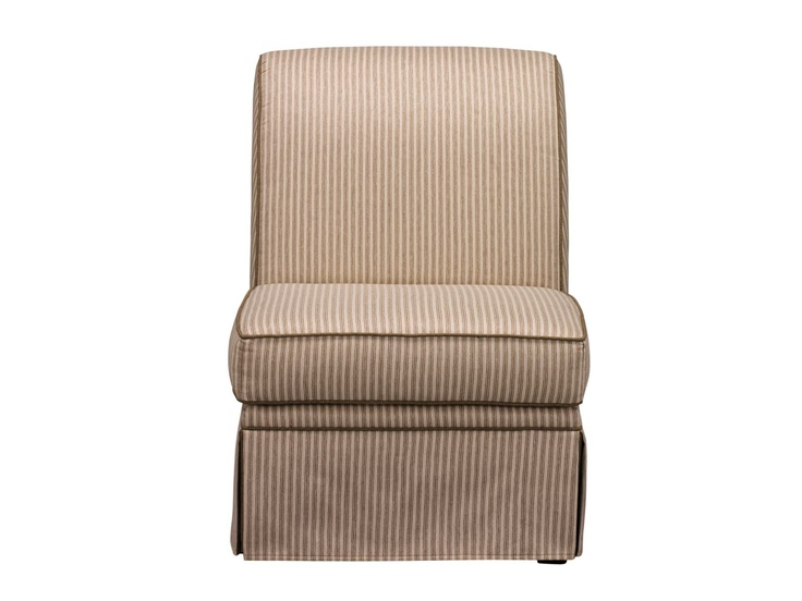 Kendall Stripe Accent Chair   Value City Furniture