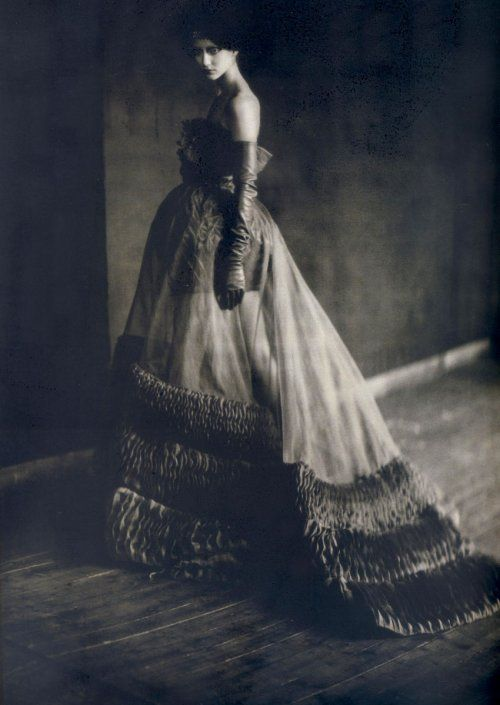 Atelier Couture Photographed by Paolo Roversi for Vogue Italia, March 2007