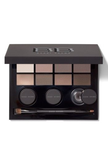 Free shipping and returns on Bobbi Brown The Mattes Edition Eyeshadow & Gel Liner Palette (Nordstrom Exclusive) ($189 Value) at Nordstrom.com. What it is: A limited-edition palette of pigment-packed nudes.What it does: These shades are perfect for creating endless matte-on-matte eye looks, from softly smoky to seriously smoldering. Plus, a trio of inky-rich gel liners provide eye-opening definition.Palette includes:- Eyeshadows in Ivory, Naked, Slate, Heather Brown, Nude Petal, Birch, Tau...